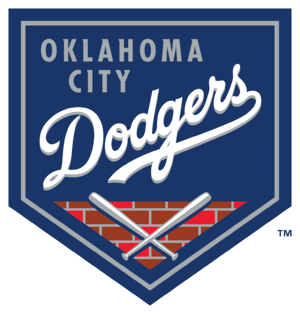 OKC Dodgers Logo